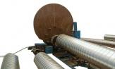 Линия производства спирально-навивных воздуховодов