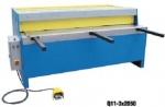 Механические гильотинные ножницы Q11-3X2050